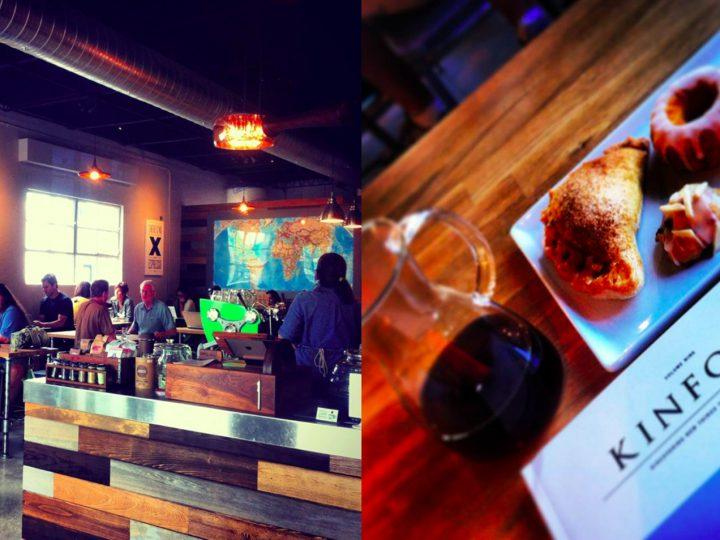 Perq Coffee Bar USA