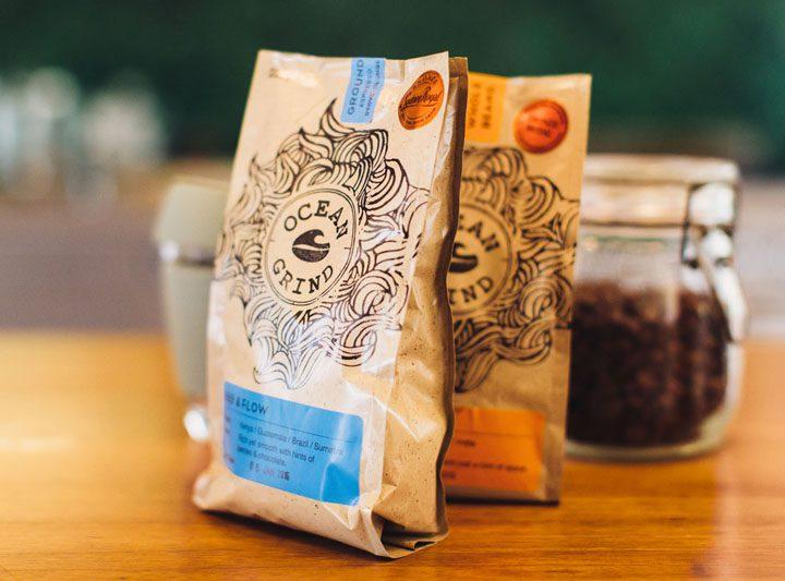 Ocean Grind : A micro coffee roasting company