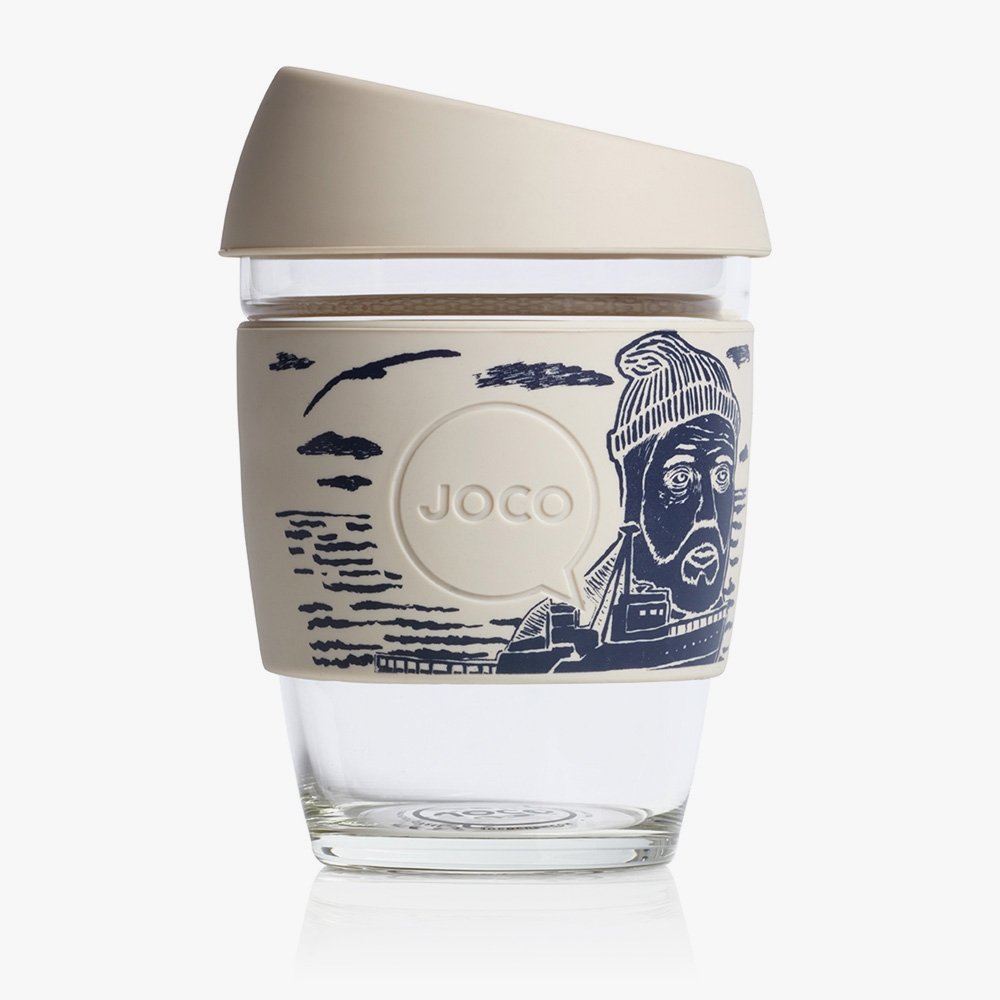 12oz Co-Branded JOCO Coffee Cup