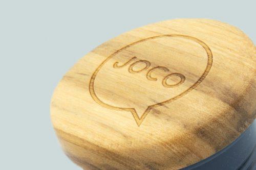 JOCO Reusable Glass Water Bottle Lid