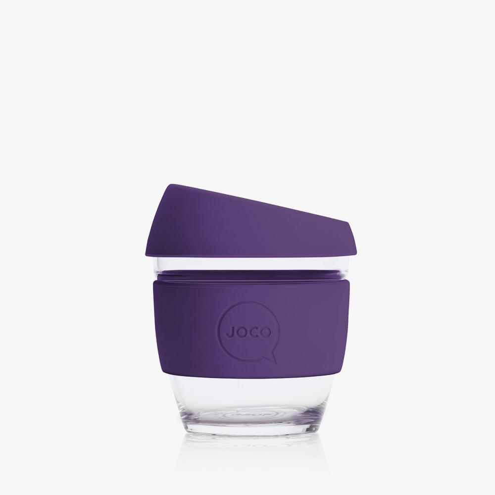Purple 4oz Coffee Travel Mug