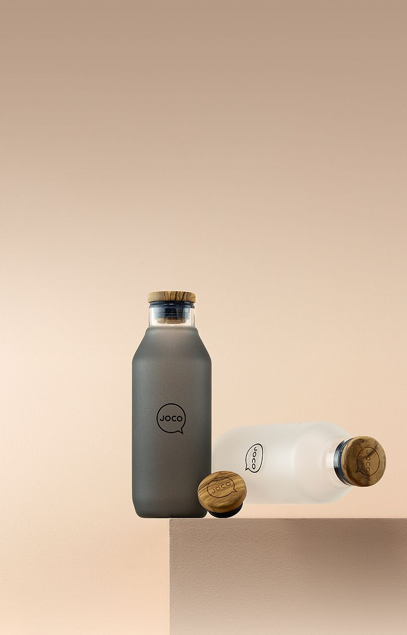 Easy to Clean Reusable Waters Bottles From JOCO