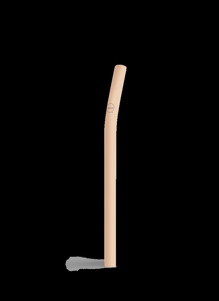 Velvet Grip straw